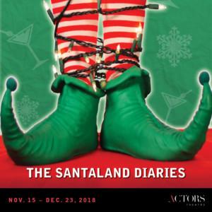 Actors Theatre Presents David Sedaris's THE SANTALAND DIARIES
