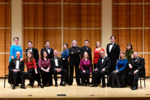 The New York Virtuoso Singers Presents ASCAP Young Composer Awards Concert
