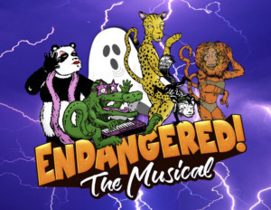 Dress Up for Halloween at Off-Broadway's ENDANGERED!