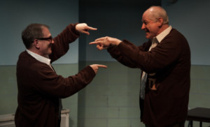 Provision Theater Company Presents REDEEMED: THE FALL AND RISE OF CHUCK COLSON