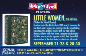 LITTLE WOMEN Comes to Gateway Playhouse