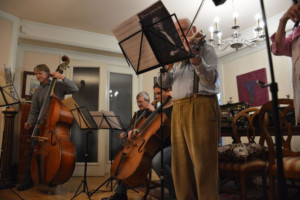 Associated Chamber Music Players Presented The Sixth Annual Worldwide Play-in Weekend Circling The Globe With Chamber Music