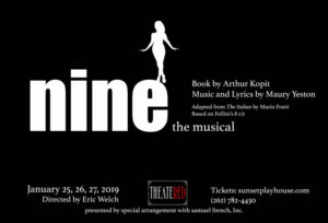 Theater RED Invites Milwaukee To 'Be Italian' With NINE The Musical