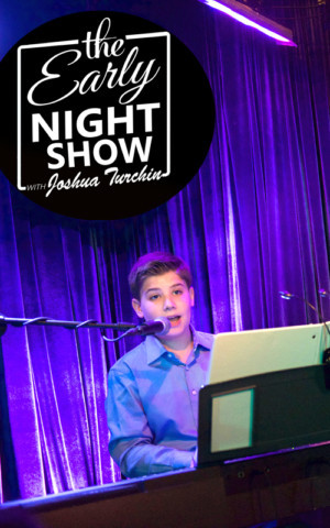 The Green Room 42 Presents The Return Of Joshua Turchin's Cabaret Series 'The Early Night Show'
