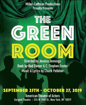 Come To THE GREEN ROOM In September