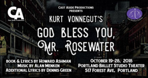 Rarely Produced Alan Menken/Kurt Vonnegut Musical Opening In Portland Next Week