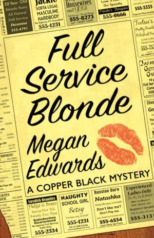 Megan Edwards Pens New Las Vegas Mystery FULL SERVICE BLONDE