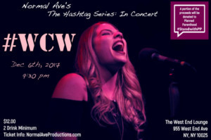 Broadway Artists Unite to Celebrate Women in Normal Ave's #WCW Tonight