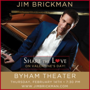 Jim Brickman Comes to The Byham Theater