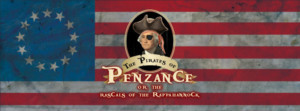 Riverside Center For The Performing Arts Presents THE PIRATES OF PENZANCE OR THE RASCALS OF THE RAPPAHANNOCK