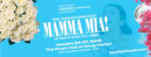 Spotlight Theatre Company Introduces The Smash Hit MAMMA MIA!
