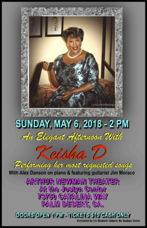 Spend An Elegant Afternoon Local Valley Favorite, Keisha D