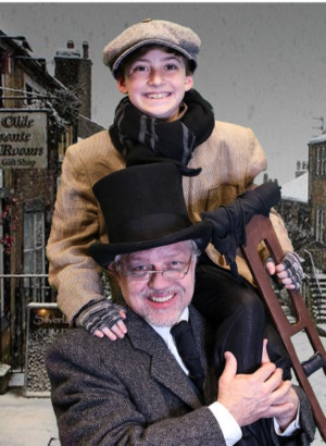 North Texas Performing Arts Repertory Theatre Announces Cast For SCROOGE THE MUSICAL