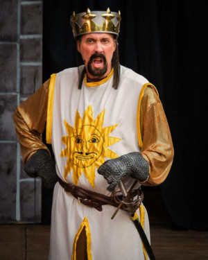 SPAMALOT Opens Friday At Music Mountain Theatre