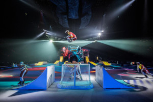 Cirque Du Soleil Presents CRYSTAL—the First Acrobatic Performance On Ice— To The PPL Center In Allentown