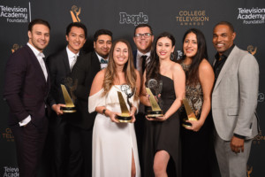 The Television Academy FoundationAnnounces the 39th College Television Awards Winners