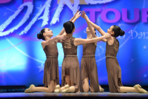 Gold Coast Arts Center's Competition Dance Team Wins Awards In Their First Competition Season
