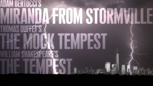 Random Access Theatre Announces Its 2019 Season Of The Storm