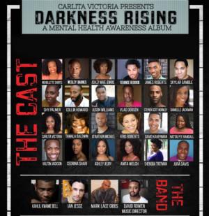 Black Broadway Creates A Music & Mental Health Album