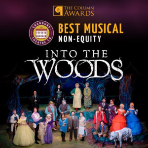 Granbury Theatre Company's INTO THE WOODS Wins Best Musical at the Column Awards