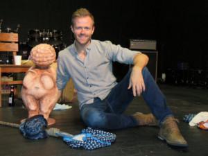 Icelandic Caveman, Joel Saemundsson, Headlines DEFENDING THE CAVEMAN