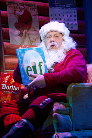 ELF THE MUSICAL Finds Full Company for Holiday Run at Boch Center