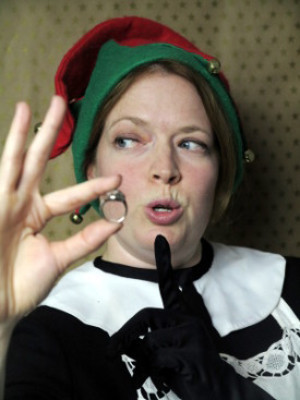 August Strindberg Rep to Stage Children's Christmas Play THE BLACK GLOVE