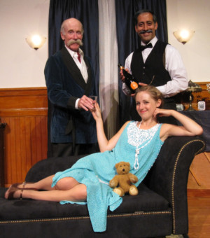 East Lynne Theatre Co. Announces SHERLOCK HOLMES and Fundraising Gala