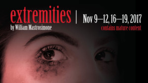 Newnan Theatre Company to Present EXTREMITIES This Fall