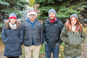 Uncommon Ground to Bring Site-Specific PINE to Christmas Tree Lot in Edgewater
