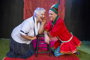 Richmond Triangle Players Celebrate The Holidays With Hilarious THE SANTALAND DIARIES