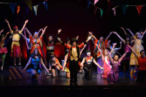 Centenary's Stage Company Sets Young Performers Workshop for Winter Festival of Shows