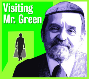 VISITING MR. GREEN Comes to the Jewish Repertory Theatre, 10/19