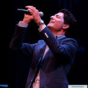 Jazz Singer Jonathan Karrant Appears At Dino's Backstage this Week