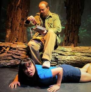 Lanford Wilson Weaves a Contemporary Fairy Tale in Bridge Street's REDWOOD CURTAIN
