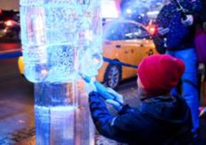 Micky Dolenz, Face-Painting, Ice-Sculpting, Movies & More Set for WINTER'S EVE at Lincoln Square