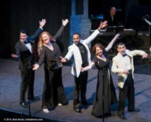Upstage Lung Cancer to Present 'FROM BENCH TO BROADWAY' to Benefit Lung Cancer Research