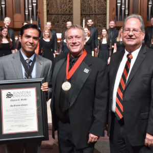 Charles Bruffy Recognized With Signature Sinfonia Award