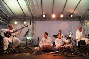 Pakistan's The Sachal Ensemble Brings Intimate Onstage Jazz Performance to VPAC