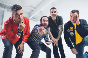 New Found Glory's '20 Years of Pop-Punk Tour' to Stop in Jersey City