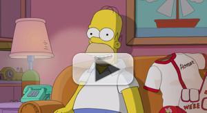 VIDEO: Sneak Peek - FOX to Present 'Simpsonized' THE LEGEND OF HOMER SIMPSON