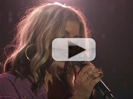 VIDEO: Fergie Performs New Song 'A Little Work' on LATE LATE SHOW