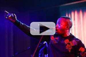 VIDEO: Ratinale Performs 'Fuel To The Fire' on LATE SHOW