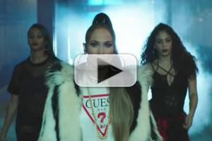 VIDEO: Jennifer Lopez Shares Video for 'Amor, Amor, Amor' ft. Wisin