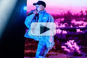 VIDEO: Jaden Smith Performs 'Watch Me' on LATE LATE SHOW