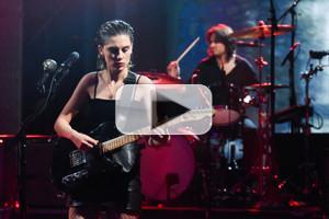 VIDEO: Wolf Alice Performs 'Sadboy' on LATE SHOW
