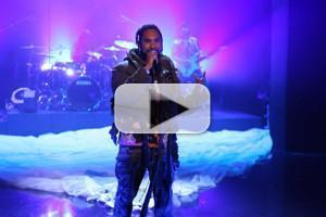 VIDEO: Miguel Performs 'Sky Walker' on TONIGHT SHOW