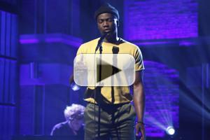 VIDEO:  Jacob Banks Makes U.S. Television Debut Performing 'Unknown (To You) on LATE NIGHT
