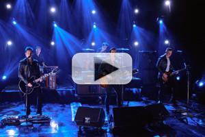VIDEO: Stereophonics Perform 'Caught By The Wind' on CORDEN