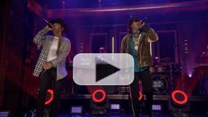 VIDEO: Wiz Khalifa and Ty Dolla $ign Perform 'Something New' on TONIGHT